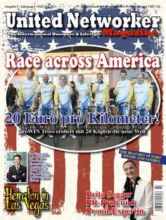 Themen in der Mai/Juni Ausgabe 2013