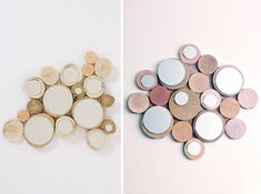 DIY Copycat: Anthropologie Wooden Orbit Mirror | Brit + Co.