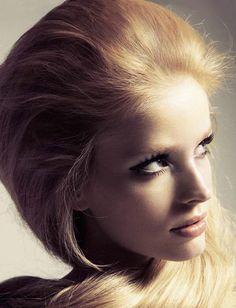 Alisa Ahmann by Camilla Åkrans for Vogue Italia April 2015