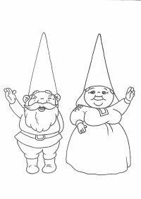 david the gnome coloring pages Colouring Pages, Printable Coloring Pages, Coloring Pages For Kids, Coloring Sheets, Coloring Books, David Le Gnome, Christmas Gnome, Stained Glass Patterns, Hand Embroidery Designs