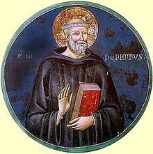 February 11th Saint Benedict of Aniane.  Saint Benedict of Aniane (c. 747 – 11 February 821), born Witiza and called the Second Benedict, was a Benedictine monk and monastic reformer, who left a large imprint on the religious practice of the Carolingian Empire.
