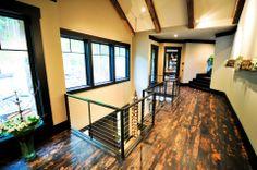 handrails for inside staircases | Interior Railings
