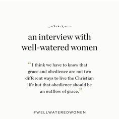 What a privilege to be featured on the @wellwateredwomen blog yesterday! I got to share about: - How I became a Christian? And what I was afraid of prettttty much all of childhood. - Two Bible-loving mentors.  - What spiritual season I'm in now.  - The on