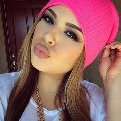 j_cheeks | Single Photo | Instagrin #makeuplook #ducklips