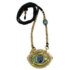 Cosmic Eye Necklace   de petra