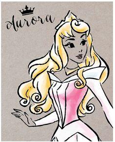 disney princess canvas art prints - Google Search