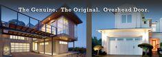 Original Garage Doors from Overhead Door - residential and commercial doors.