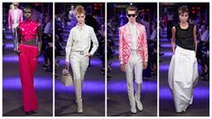 Tom Ford Ready to Wear – Spring 2020 - Glam News Magazine Tom Ford, Ready To Wear, Toms, Gucci, Magazine, Baseball, Suits, Spring, How To Wear