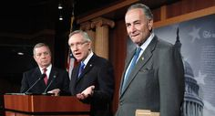 Unreal: Senate Democrats Block Resolution Condemning The IRS For Targeting Conservatives…
