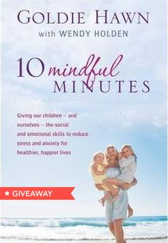 Can not wait this I get this book....Explains how to increase your brain by the activities you choose: like being healthy, changing habits, kindness muscles, and lots of good things we are losing from today's isolating world.      Win a copy of Goldie Hawn's book #AndersonLive @andersontv