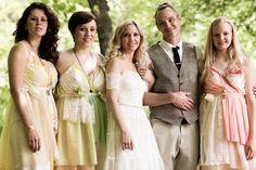 Armour sans Anguish #bridesmaids #ecowedding