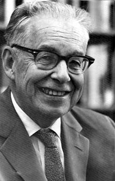 El 26 de abril de 1900 nacía Charles Francis Richter, científico que dio nombre a la escala sismológica.