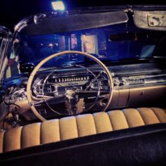 Cadillac!