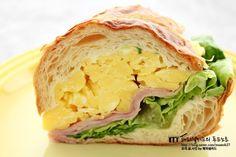 햄계란소보로샌드위치 딥소스까지 맛있어~ : 네이버 블로그 K Food, Kimchi, Food Plating, How To Lose Weight Fast, Sandwiches, Food And Drink, Snacks, Baking, Breakfast