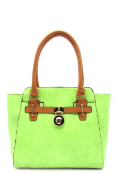 This is my favorite decor lock tote bag. Things To Buy, Stuff To Buy, Wholesale Handbags, Michael Kors Hamilton, Jewerly, Tote Bag, My Favorite Things, Decor, Style