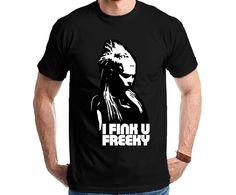 Die Antwoord - I Fink U Freeky Camiseta Camisa