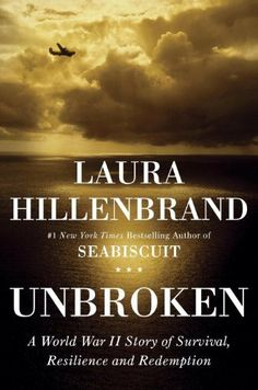 Unbroken: A World War II Story of Survival, Resilience, and Redemption by Laura Hillenbrand. $11.60. http://www.letrasdecanciones365.com/detailp/dprbu/Br0b0u3lWlUgYpPuPpGb.html