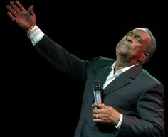 CHEO FELICIANO, Salsero, Puerto Rico's pride and joy. May you rest in peace. Gracias por su musica. ♥