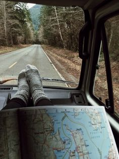 Road trip, map, wanderlust, where to travel Adventure Awaits, Adventure Travel, Adventure Photos, Nature Adventure, Adventure Holiday, Adventure Tattoo, Oh The Places You'll Go, Places To Visit, Road Trippin