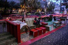 Projeto prevê construção de parklet com horta e composteira no Rio de Janeiro