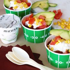 It takes a lot of energy to referee a game from the couch. Stay fueled with our Protein-Packed Halftime Chili Cups featuring Lowfat Plain Muuna cottage cheese instead of sour cream!