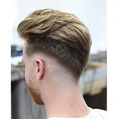 Men Hair Look