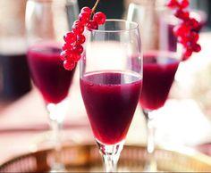 Receta Cóctel Red Winter por Thermomix Vorwerk - Receta de la categoria Bebidas…