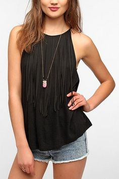 Fringe Top have this in white!  Love it