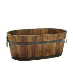 Oval Barrel Planter http://www.kmart.com.au/product/oval-barrel-planter/937427