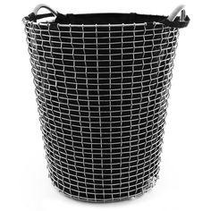 Pyykkikori 80 L, musta – Korbo – Osta kalusteita verkossa osoitteessa ROOM21.fi