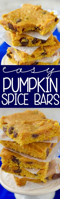 These Easy Pumpkin S