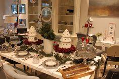 Sweet Livin stół świąteczny. #christmastable #sweetliving #inspirations #interior #decorations #christmas