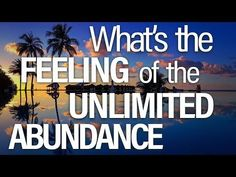 Abraham Hicks ~ What's the Feeling of Unlimited Abundance - YouTube Uplifting Books, How To Improve Relationship, Manifesting Money, Mind Over Matter, Morning Inspiration, Soul Searching, Pep Talks, Strong Body, Abraham Hicks