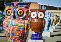 My Owl Barn: The Big Hoot's Father Christmas Owl