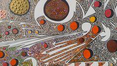 """""""Microcosmo"""" Macro detail  Contemporary Baroque. Doodle. Detailism."""