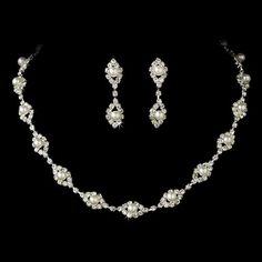 Bridal Jewelry Set Austrian Crystal Rhinestone Pearl WT Accessoriesforever,http://www.amazon.com/dp/B007WRY4QU/ref=cm_sw_r_pi_dp_7Z3ssb1F46W3Y03P