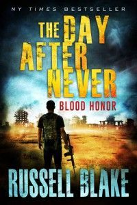 Day After Never by Russell Blake