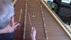 Lancaster (Appalachian folk hymn) on hammered dulcimer by Timothy Seaman Hammered Dulcimer, Wax Lyrical, Lancaster, Folk, Music, Instruments, March, Christian, Youtube