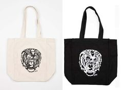 Tiger Flash Tote Bag by Sailor Jerry