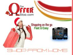 Theofferstop.com is the India's 1st Online Offer portal where you can get best offers on a click, to leveraging the benefits of competitive for categories like Electronics, Jewelry, personal care & many more. I short it is the efforts the key to unlock innumerable awesome deals for customers from your nearest stores.