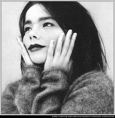 beauty    Bjork DEBUT photo session by Bjork Zine - Special Photo Galleries, via Flickr