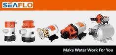 Seaflo Pump distributors South Africa