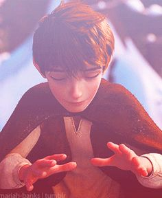 human jack frost | Jack Frost (as a human) - movies Photo