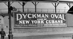 Dyckman-Oval-sign-1937