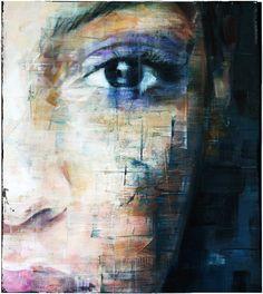(detail) oil on canvas | Harding Meyer