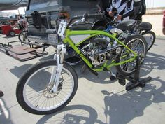 Sat April 2013 is the Next SoCal Motor Bicycle Racing Event - Page 34 - Motorized Bicycle - Engine Kit Forum Bicycle Engine Kit, Antique Motorcycles, Motorised Bike, Motorized Bicycle, Moto Bike, 50cc, Moto Style, Cool Bikes, Racing