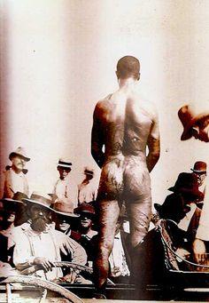 slave at slave auction, hard to even imagine...