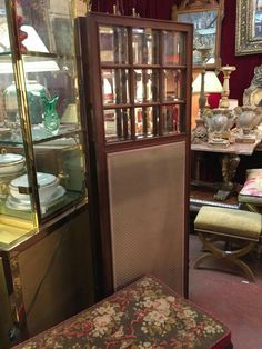 19th Century French Screen
