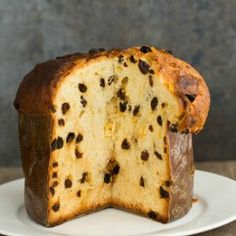 Panettone Recipe | Italian Christmas Bread Recipe | Brown Eyed Baker