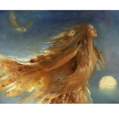 Earth angel Goddess